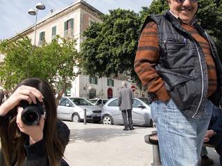 fotografia realizzata dal piccolo simon , un fotografo di soli 4 anni