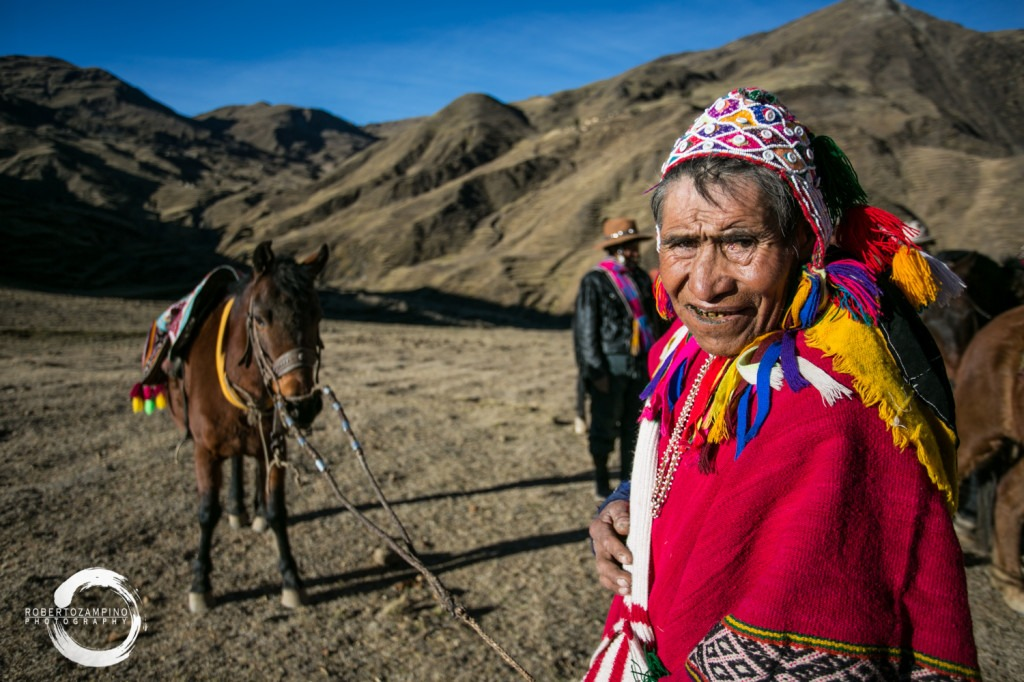 portrait of peru - chillihuani village -quechua isolated community in peru