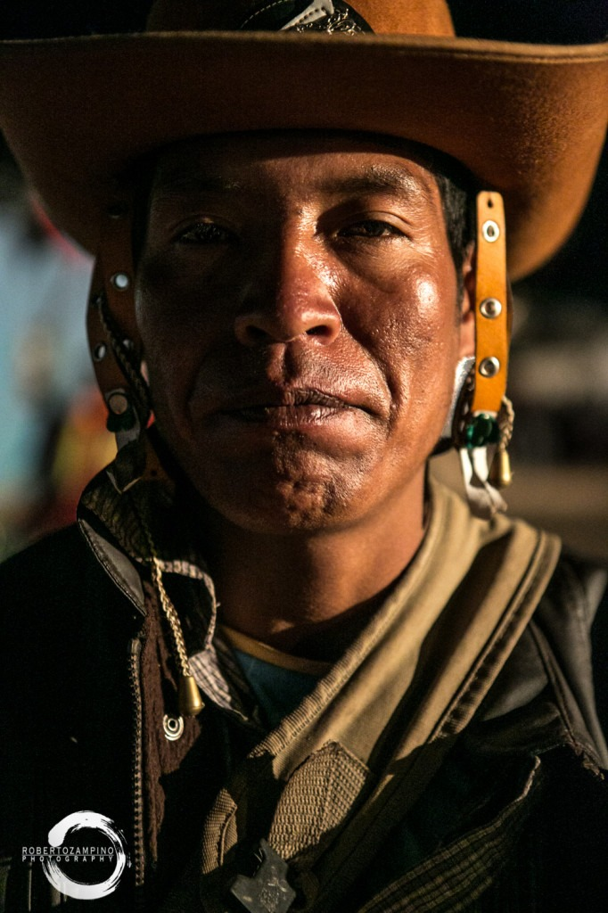 inka portrait - portrait from a Chillihuani community - quechua community  living isolated in the andes - cuzco region - peru