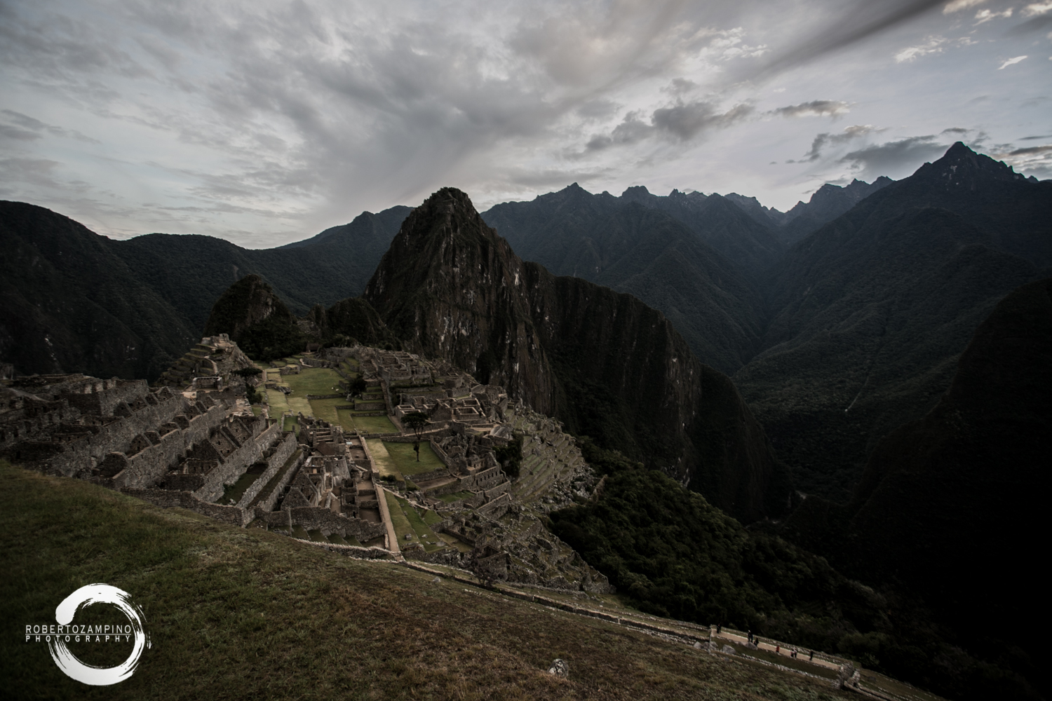 machu picchu without people