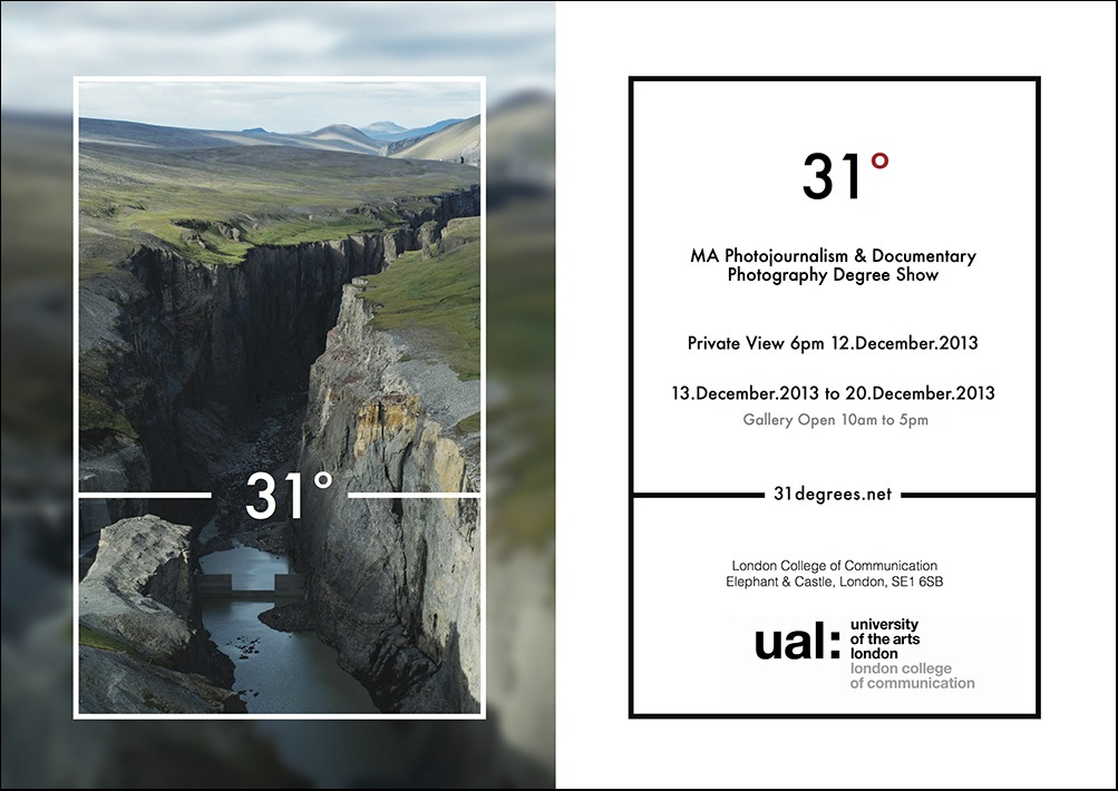 MA Photojournalism And Documentary Photography Degree Show 2013