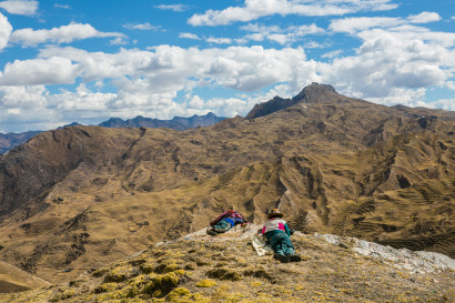 Chillihuani – Life at 4000m – Quechua community in the Andes