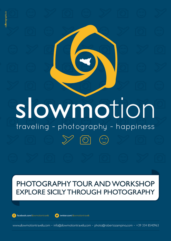 Slowmotion Daily photography workshop - syracuse - sicily