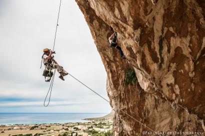 San Vito Climbing Festival and DWS Sicily