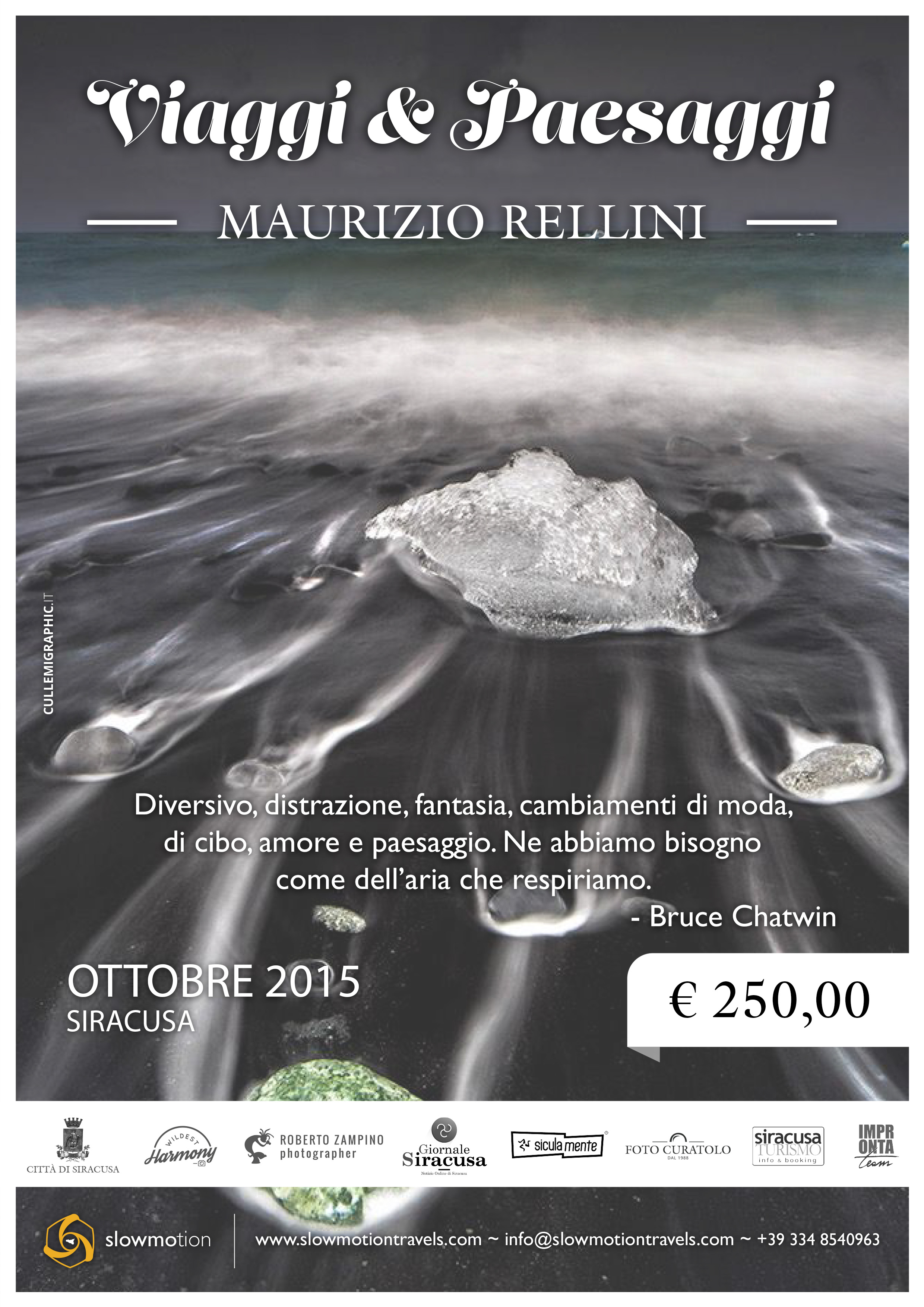 Impara a pubblicare con national geographic con Maurizio Rellini