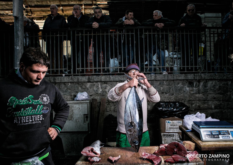fishmarket sicily catania - siracusa fratelli cappuccio
